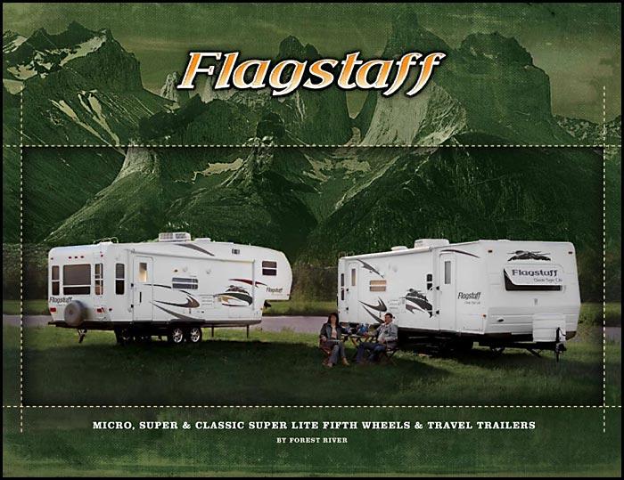 Finnegans Rv Center Inc Ultra Lite 5th Wheel By Flagstaff