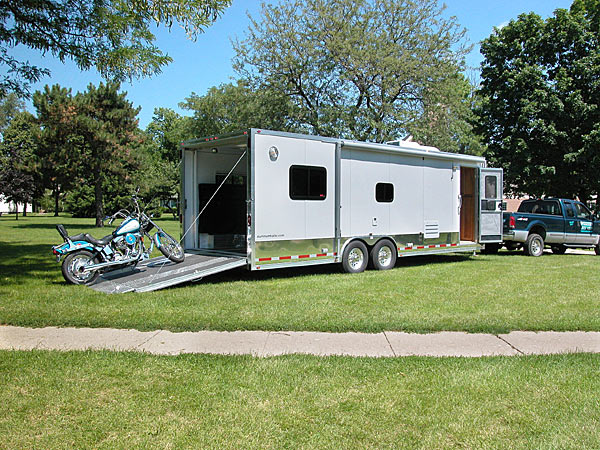 Finnegans Rv Center Inc Atc Toy Hauler